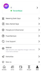 Address Book | Aplikasi Pintu