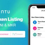 Aplikasi Pintu Listing Token Baru; YFI, UNI dan MKR | Aplikasi Pintu