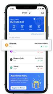 trading bitcoin modal kecil