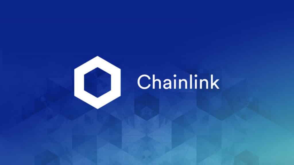 arti logo chainlink