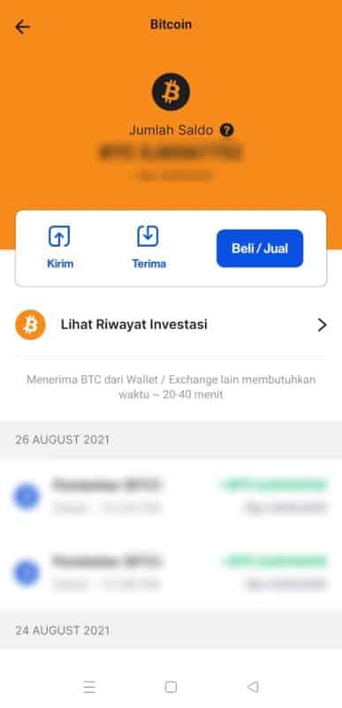 isi saldo bitcoin gratis